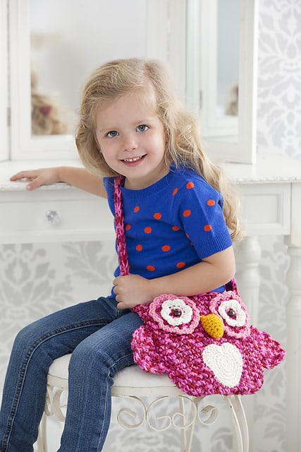 Free Crochet Pattern: Wise Owl Tote Bag