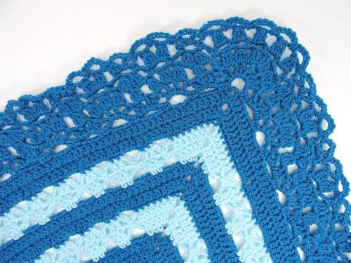 Lunar Crossings Poncho CrochetKim Free Crochet Pattern