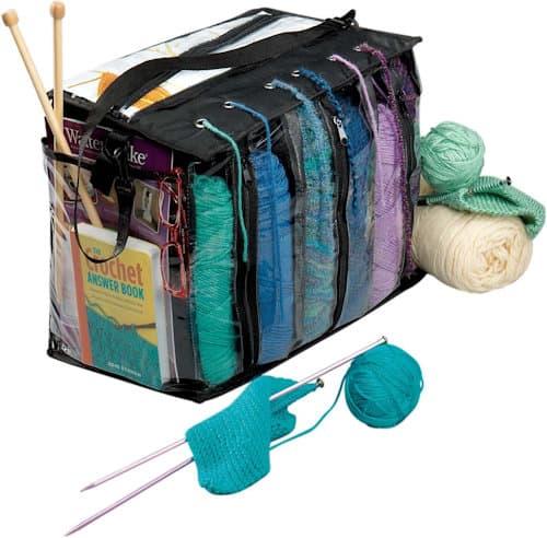 Make It Crochet Prize Drawing: Yarn Organizer Bag