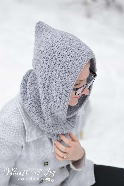 Link Blast: 10 Free Crochet Patterns for Fantastic Hoods