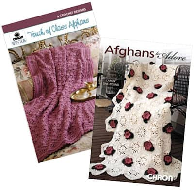 Make It Crochet Prize Entry: Two Crochet Pattern Books Published by Leisure Arts