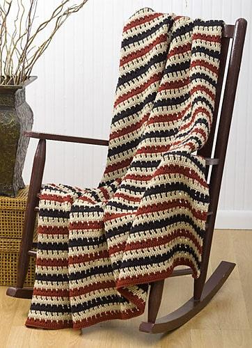 Cozy Man-Ghan   CrochetKim Free Crochet Pattern