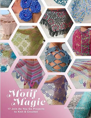 Make It Crochet Prize Entry: Motif Magic by Kristin Omdahl