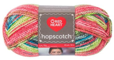 Red Heart Hopscotch: Bicycle