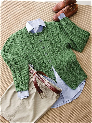 Link Blast: 10 Free Crochet Patterns for Sweaters for Men