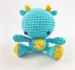 Link Blast: 10 Free Crochet Patterns for Dragons