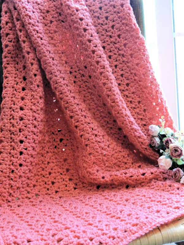 Eyelet Pearls Lace CrochetKim Free Crochet Stitch Tutorial
