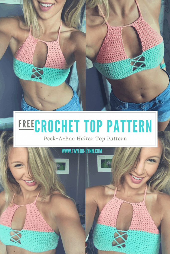 Link Blast: 10 Top Free Crochet Patterns for Halter Tops