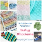 Link Blast: 10 Free Crochet Patterns for Baby Showers