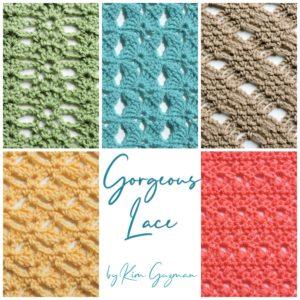 Romantic Lace | 5 Free Crochet Patterns