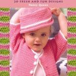 CrochetKim Book Review: Crochet for Tots Book By Nancy Queen