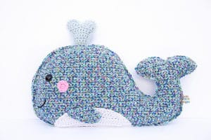 Link Blast: 10 Free Crochet Patterns for Whales