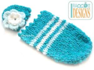 Link Blast: 10 Free Crochet Patterns for Baby Cocoons Swaddle Sacks