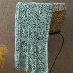 Andante Throw Free Crochet Pattern