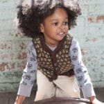 City Kid Vest Free Knit Pattern