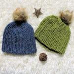 Men's Favorite Beanie   CrochetKim Free Tunisian Crochet Pattern