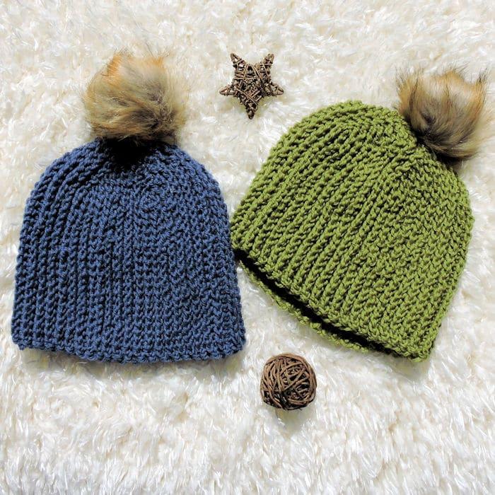 Mens Favorite Beanie Free Tunisian Crochet Pattern Crochetkim