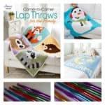 CrochetKim Book Review: Corner-to-Corner (C2C) Lap Throws by Sarah Zimmerman