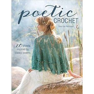 CrochetKim Giveaway: Poetic Crochet by Sara Kay Hartmann