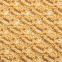 Graceful Shells Throw | CrochetKim Free Crochet Pattern