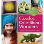 CrochetKim Book Review: Crochet One-Skein Wonders