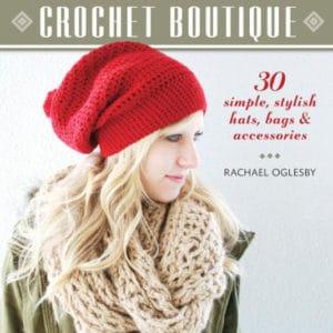 CrochetKim Giveaway: Crochet Boutique byRachael Oglesby