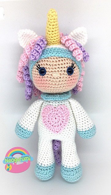 Link Blast: 10 Free Crochet Patterns for Unicorns