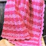 Tenga Venga Baby Blanket CrochetKim Free Crochet Pattern