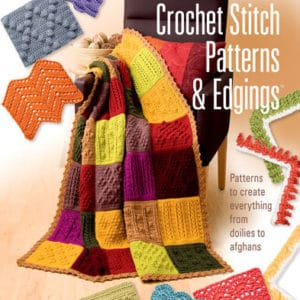 CrochetKim Giveaway: 101 Crochet Stitch Patterns & Edgings