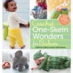 CrochetKim Book Review: One-Skein Wonders for Babies