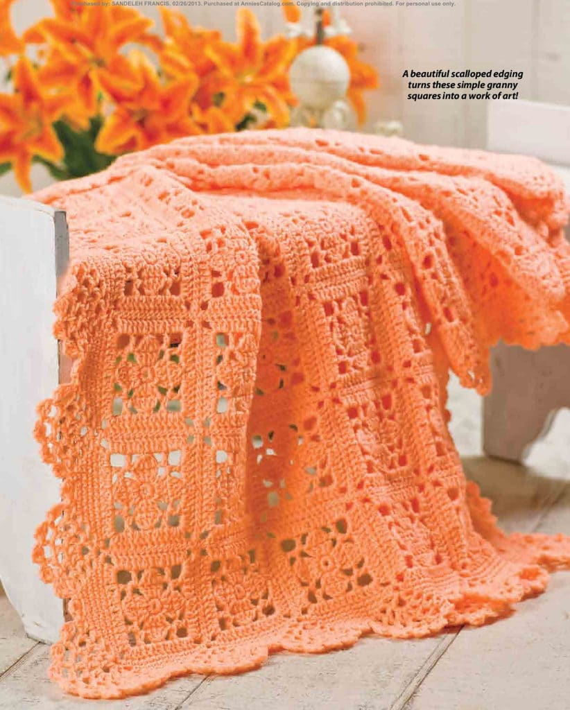CrochetKim Giveaway: Heirloom Afghans
