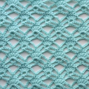 Candlelight Lace CrochetKim Free Crochet Stitch Tutorial
