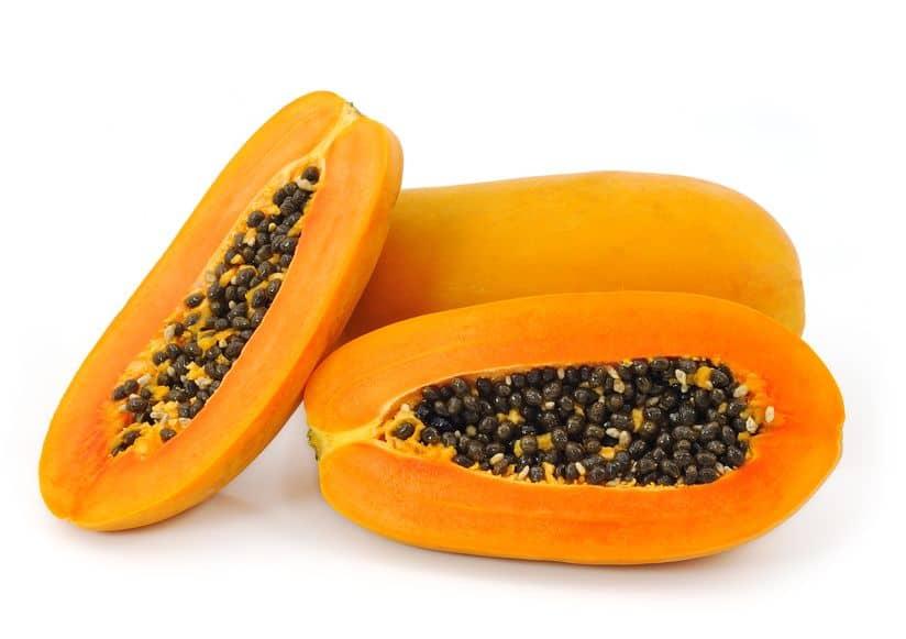 24Bite Recipe: Papaya Jelly Without Commercial Pectin (photo credit: Sommai Larkjit via 123RF)