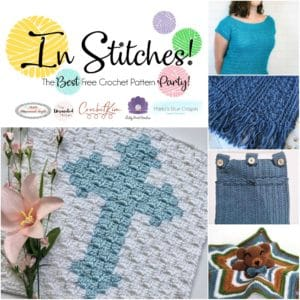 In Stitches Free Crochet Pattern Party #32