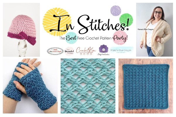 In Stitches Free Crochet Pattern Party #31