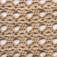 Lovely Arches CrochetKim Free Crochet Stitch Tutorial