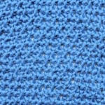 Tunisian Alternating Chain Back Bar and Purl Stitch CrochetKim Crochet Stitch Tutorial