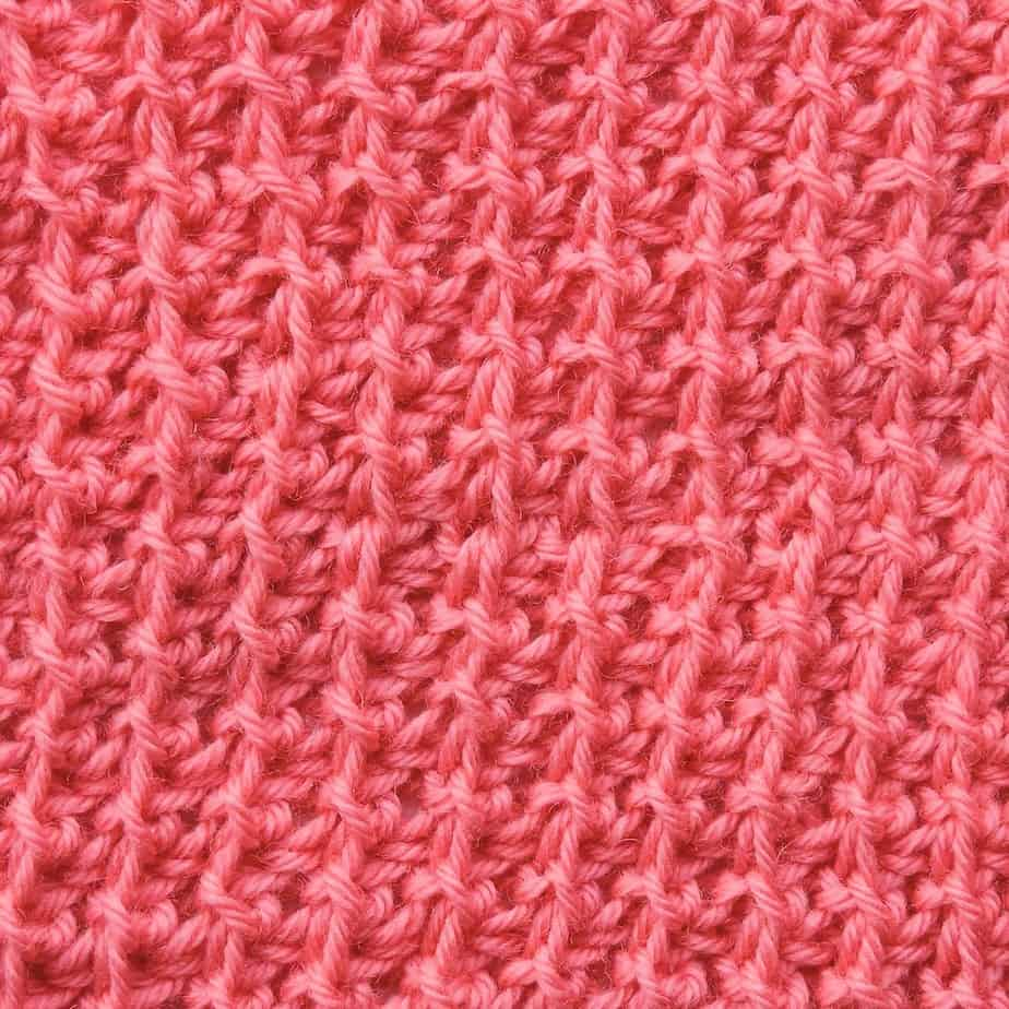 Tunisian Extended Decrease Rib CrochetKim Crochet Stitch Tutorial