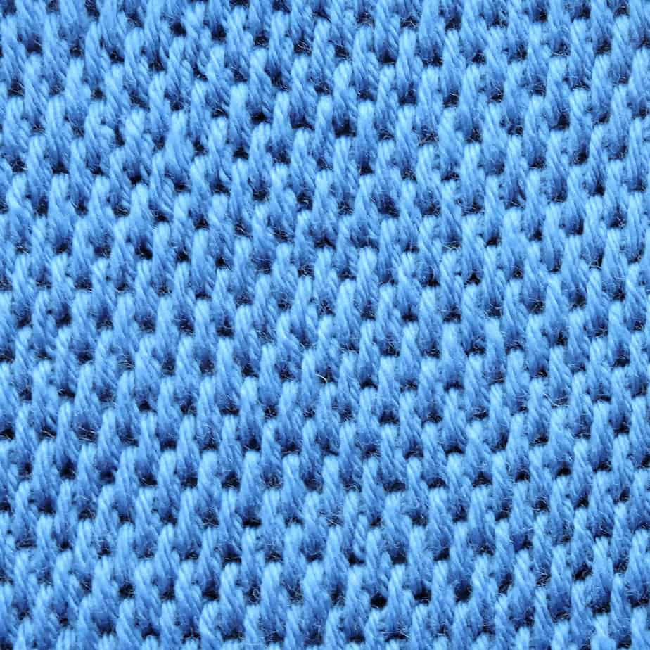 Tunisian Full Stitch CrochetKim Crochet Stitch Tutorial