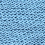 Tunisian Japanese Purl Crochet Stitch Tutorial