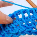 How to End Your Tunisian Crochet: Binding Off