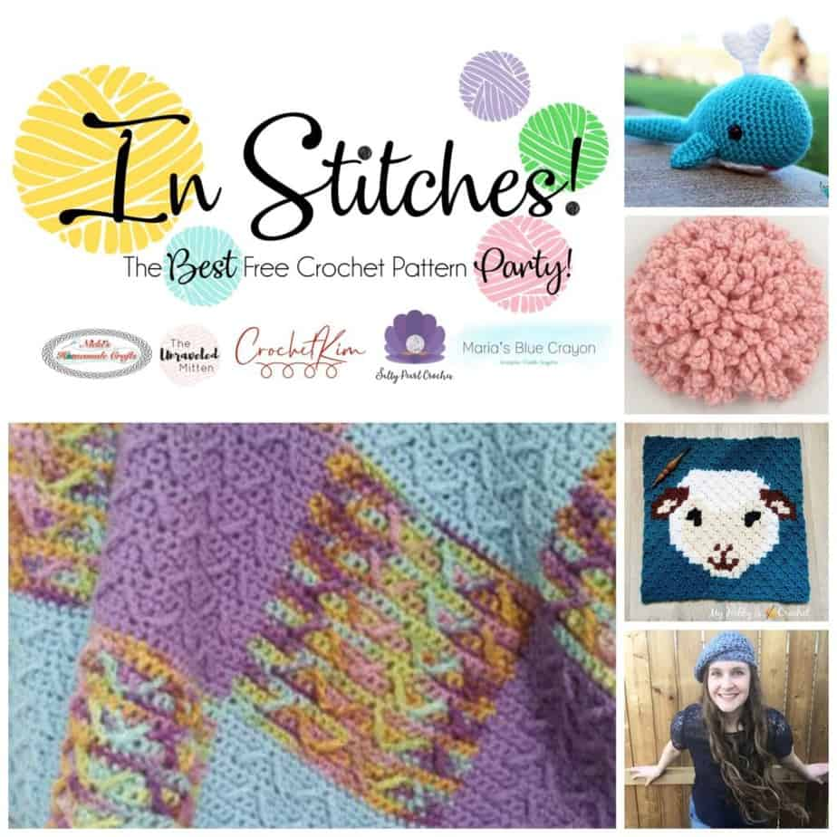 In Stitches Free Crochet Pattern Party 35
