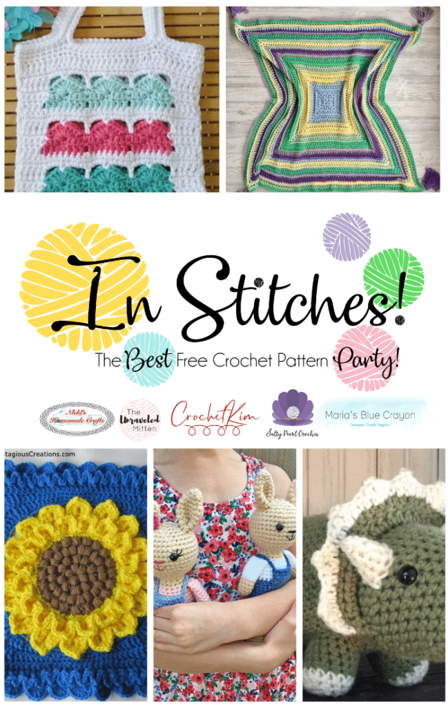 In Stitches Free Crochet Pattern Party #34