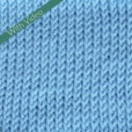 Tunisian Knit Stitch Crochet Stitch Tutorial