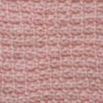 Tunisian Ladder Lace Crochet Stitch Tutorial