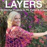 CrochetKim Book Review: Crochet Layers by Kristin Omdahl