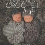 CrochetKim Book Review: Baby & Kids Crochet Style
