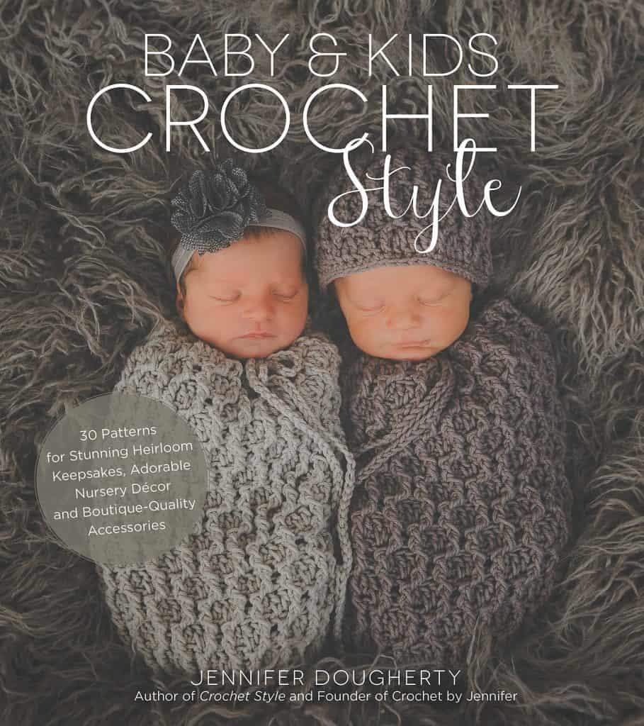 CrochetKim Book Review: Baby & Kids Crochet Style by Jennifer Dougherty
