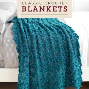 CrochetKim Book Review: Classic Crochet Blankets