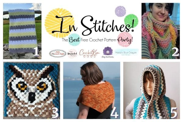 In Stitches Free Crochet Pattern Party 44